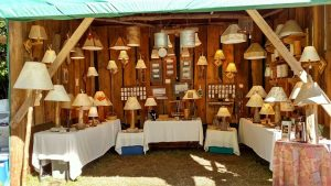 Show Display Rustic Adirondack Lamps Pendants Sconces Nightlights Photography Jewelry