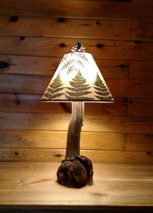 Unique lighting, Table Lamps by Nature