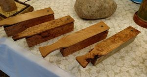 Turkey Calls, Cherry Burls, Handmade, Wood Art